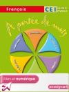 A portée de mots - Français CE1 - Manuel numérique version enseignant - Ed. 2009