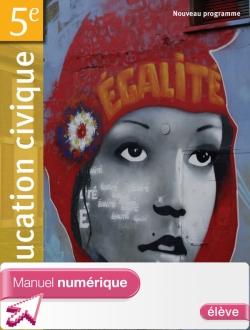 Manuel numérique Education Civique 5e - Licence élève - ed. 2010