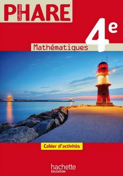 Phare 4e - Cahier d'activités - Edition 2011