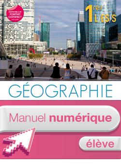 Manuel numérique Géographie 1res ES/L/S - Licence élève - Edition 2011