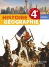Histoire-Géographie 4e - Livre élève Format compact - Edition 2011