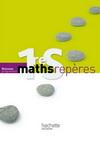 Maths Repères 1ère S - Livre élève Grand format - Edition 2011