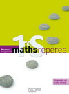Maths Repères 1ère S - Livre élève Format compact - Edition 2011