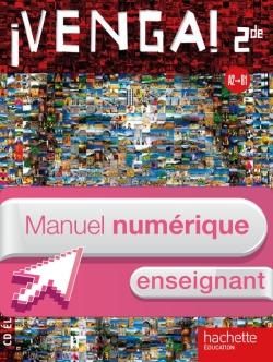 Venga ! 2de - Manuel numérique - Licence enseignant - Ed.2010