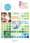 Nutrition-Alimentation, Services à l'usager 2de Bac Pro ASSP - Livre élève - Ed.2011