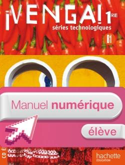 Venga ! 1res séries technologiques - Manuel numérique - Licence élève - Ed.2011