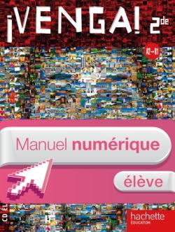 Venga ! 2de - Manuel numérique - Licence élève - Ed.2010