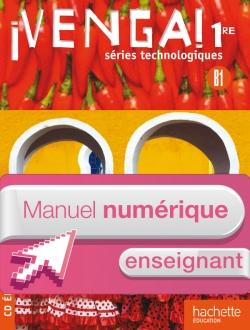 Venga ! 1res séries technologiques - Manuel numérique - Licence enseignant - Ed.2011