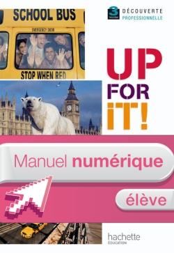 UP for it! 3e Découverte professionnelle - Manuel numérique - Licence élève - Ed.2010