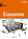 Enjeux et Repères Économie 1re STMG - Livre élève Grand format - Ed. 2012