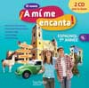El nuevo A mi me Encanta 4e - Espagnol 1e année - CD audio classe - Edition 2012