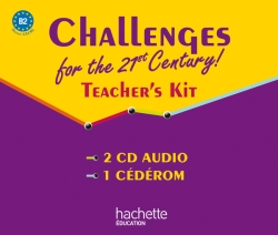 Challenges for the 21st Century ! Term. STI2D-STD2A-STL - Teacher's kit - Ed. 2012