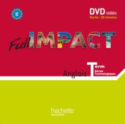 Full impact Term. séries technologiques - DVD - Ed. 2012