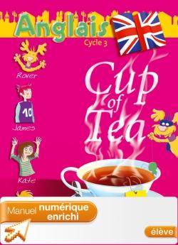 Cup of tea CE2 - Manuel numérique enrichi élève