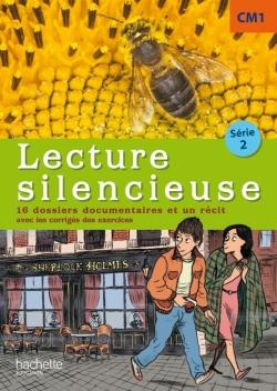 Lecture silencieuse CM1 Série 2 - Pochette élève - Ed. 2012