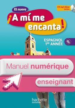 El nuevo ¡A mi me encanta! Espagnol 1re année (2012)