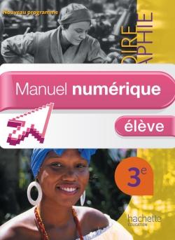Manuel numérique Histoire-Géographie 3e - Licence élève - Edition 2012