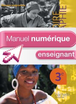 Manuel numérique Histoire-Géographie 3e - Licence enseignant - Edition 2012