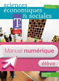 Manuel numérique Sciences Economiques et Sociales T ES - Licence élève - Edition 2012