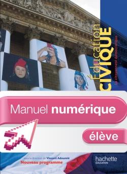 Manuel numérique Education Civique 3e - Licence élève - Edition 2012