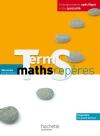 Maths Repères Tle S spécifique et spécialité - Livre élève Format compact - Edition 2012