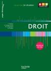 En situation Droit BTS 1re année - Livre élève - Ed. 2012