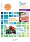 Nutrition-alimentation, services à l'usager 1re Bac Pro ASSP - Livre élève - Ed. 2012