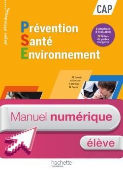 Prévention Santé Environnement CAP - Manuel numérique - Licence élève - Ed. 2012