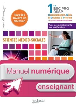SMS - Biologie et microbiologie 1re Bac Pro ASSP - Manuel numérique - Licence enseignant - Ed. 2012