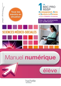 SMS - Biologie et microbiologie 1re Bac Pro ASSP - Manuel numérique - Licence élève - Ed. 2012