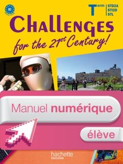 Challenges ! Term. STI2D-STD2A-STL - Manuel numérique - Licence élève - Ed. 2012