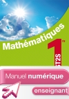 Mathématiques 1re ST2S - Manuel numérique - Licence enseignant  - Ed. 2012
