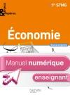 Enjeux et Repères Économie 1re STMG - Manuel numérique - Licence enseignant simple - Ed. 2012