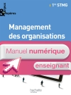 Enjeux et Repères Management des organisations 1re STMG -Manuel numérique enseignant simple-Ed. 2012