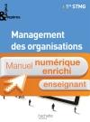 Enjeux et Repères Management des organisations 1re STMG-Manuel numérique enseignant enrichi-Ed. 2012