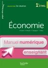 En situation Économie 1re STMG - Manuel numérique - Licence enseignant simple - Ed. 2012