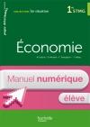 En situation Économie 1re STMG - Manuel numérique - Licence élève - Ed. 2012