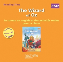 Reading Time CM2 - The wizard of Oz - CD audio - Ed. 2014