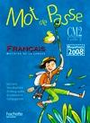 Mot de Passe Français CM2 - Livre de l'élève - Ed.2011