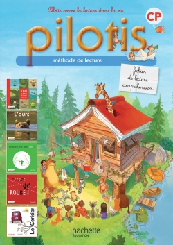 Lecture CP - Collection Pilotis - Fichier de lecture - Edition 2013