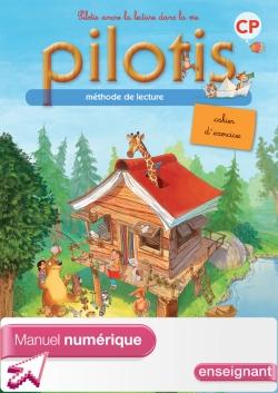 Lecture CP - Collection Pilotis - Cahier d'exercices numérique version enseignant - Ed. 2013