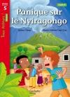 Panique sur le Nyiragongo Niveau 5 - Tous lecteurs ! Romans - Livre élève - Ed. 2014