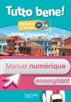 Manuel numérique italien Tutto bene! 1re année - Licence enseignant - Edition 2013