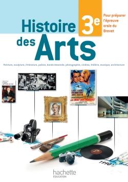 Cahier Histoire des Arts 3e - édition 2013