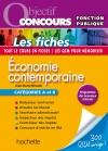 Objectif Concours - Économie contemporaine