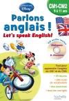 Parlons anglais ! CM1-CM2