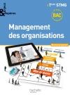 Enjeux et Repères Management des organisations Term STMG - Livre élève format compact - Ed. 2013