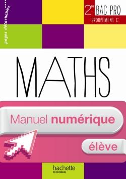 Ressources et Pratiques Maths 2de Bac Pro (Tertiaire et services) - Manuel numérique élève simple