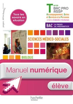 Ergonomie soins Term. Bac Pro ASSP - Manuel numérique élève simple - Ed. 2013