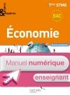 Enjeux et Repères Economie Term. STMG - Manuel numérique enseignant simple - Ed. 2013